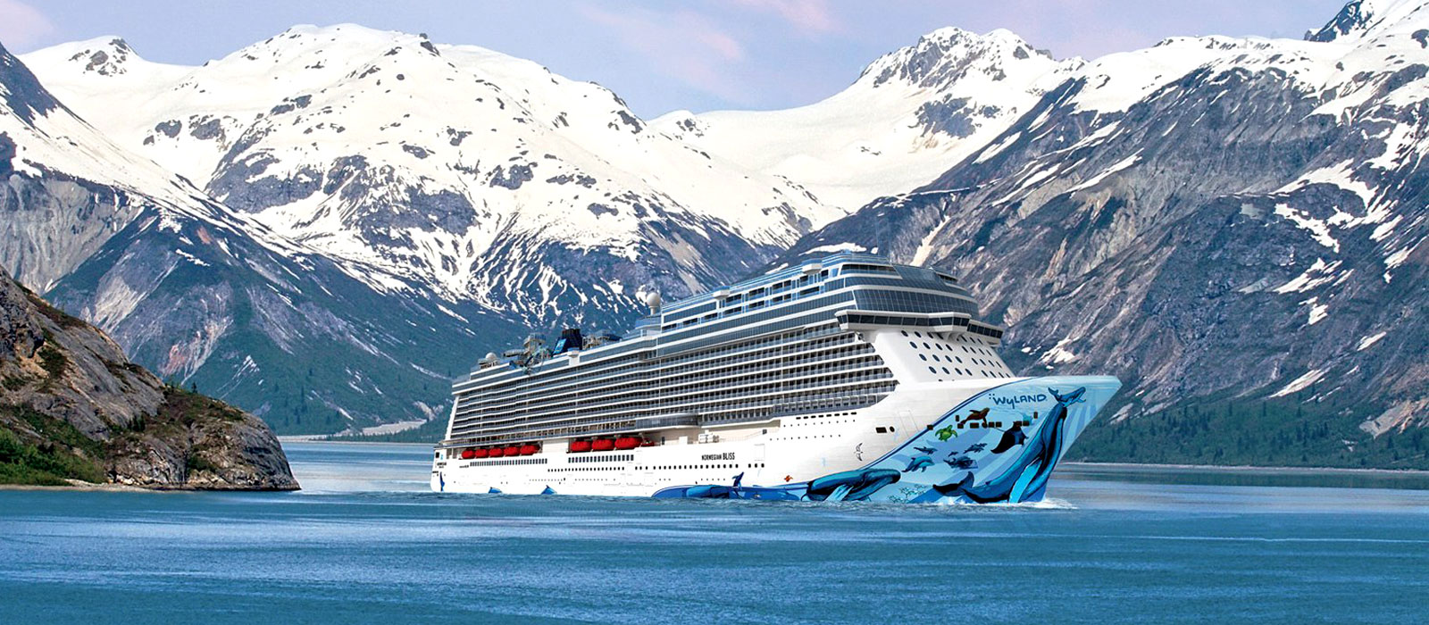 ŵΨ������ Norwegian Cruise Line ���ú� Bliss ̫ƽ��,������,���ձȺ�,�������˺�27�����ִ�Խ֮�� 2019��11��1�ձ������� ��ɼ�Ǵ� ���߱��:7719110213